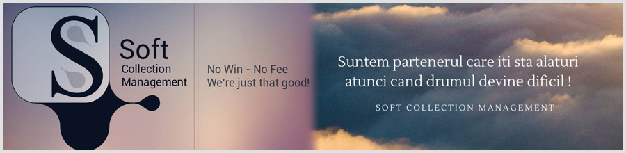 Soft Collection Management recuperare creante Bucuresti Logo