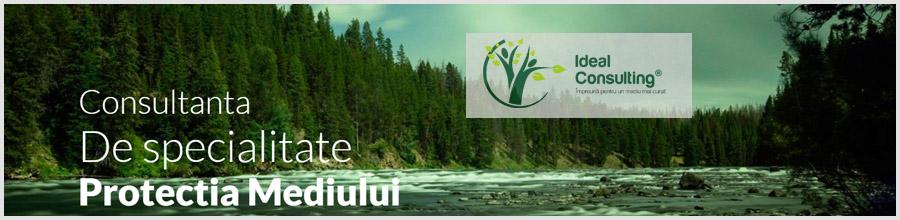 Ideal Consulting consultanta protectia mediului Bucuresti Logo