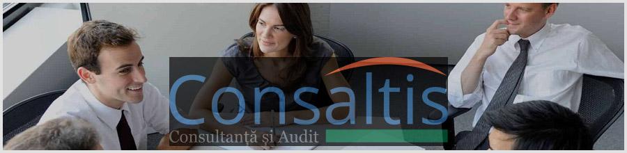 Consaltis Consultanta si Audit Bucuresti Logo