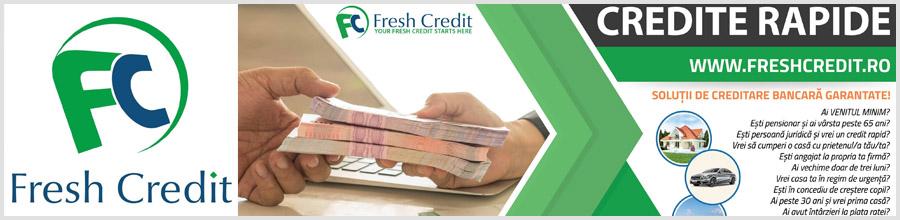 Fresh Credit acordare credite Bucuresti Logo