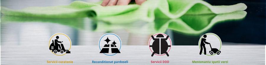 Mangu Serv servicii curatenie Alba Iulia Logo