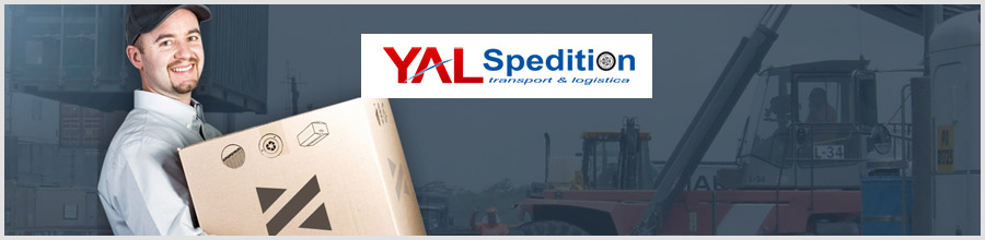 YAL Spedition transport mobila Constanta Logo