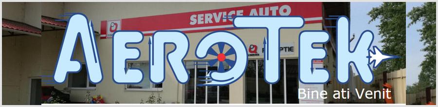 AeroTek Automotive service auto Bucuresti Logo