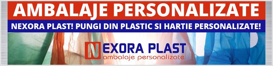 NEXORA PLAST producator ambalaje Braila Logo