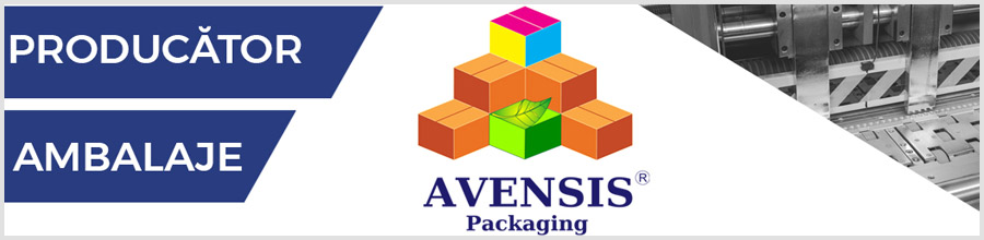 Avensis Grup Ambalaje Hartie, Carton Braila Logo