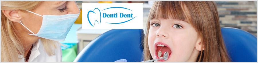 Clinica stomatologica Denti Dent Bucuresti Logo