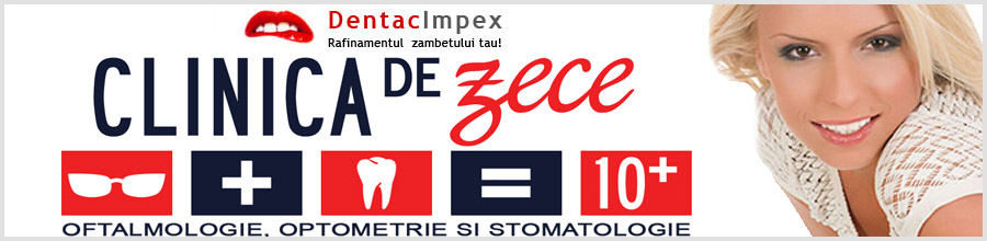 CABINET STOMATOLOGIC DENTAC Bucuresti Logo