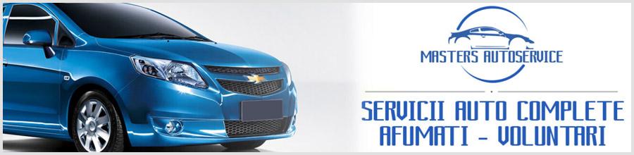 Service Auto Masters Autoservice Afumati Logo