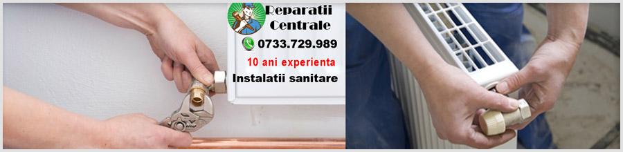 Reparatii Centrale Termice Bucuresti Logo