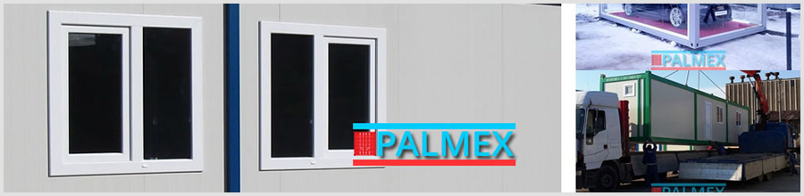 Palmex CM producator containere Galati Logo