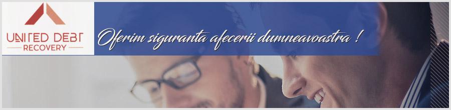 United Debt Recovery recuperari creante Bucuresti Logo