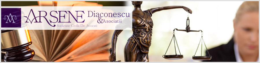 Societate Civila de Avocati Arsene, Diaconescu & Asociatii Logo