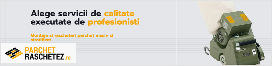 Parchet-raschetez.ro - Montaj, raschetare, reconditionare parchet, Bucuresti Logo
