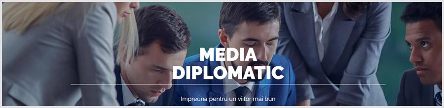 Media Diplomatic Logo