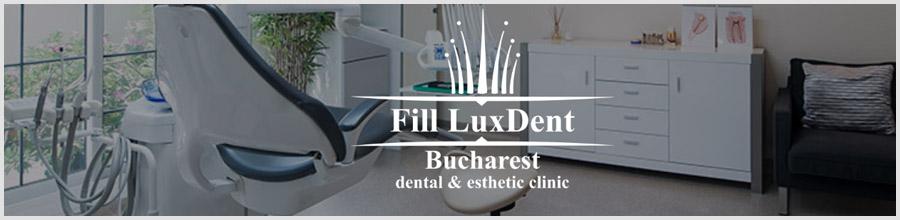 Clinica Stomatologica Fill LuxDent Bucuresti Logo