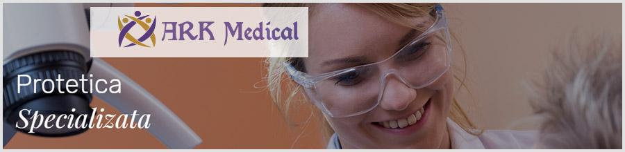 Clinica stomatologica ARK MEDICAL Calarasi Logo