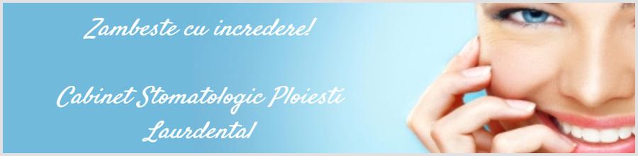 Cabinet Stomatologic Laurdental Ploiesti Logo