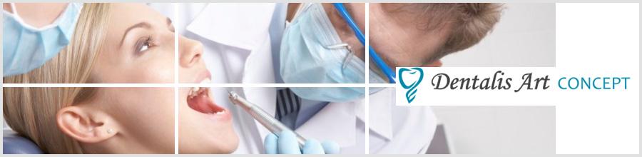 Dentalis Art Concept-cabinet stomatologic- Bucuresti Logo