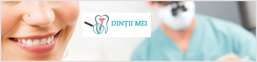 Cabinet stomatologic Dintii Mei Bucuresti Logo