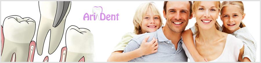 AriDent, Cabinet stomatologic - Bucuresti Logo
