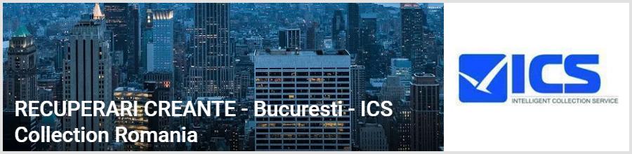 ICS Collection Romania recuperari debite Bucuresti Logo