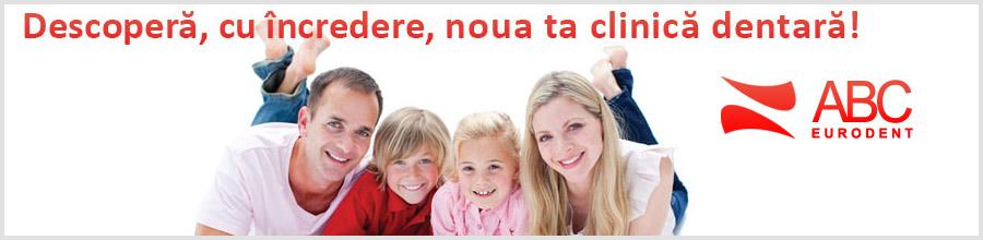 Clinica de stomatologie ABC Eurodent Bucuresti Logo
