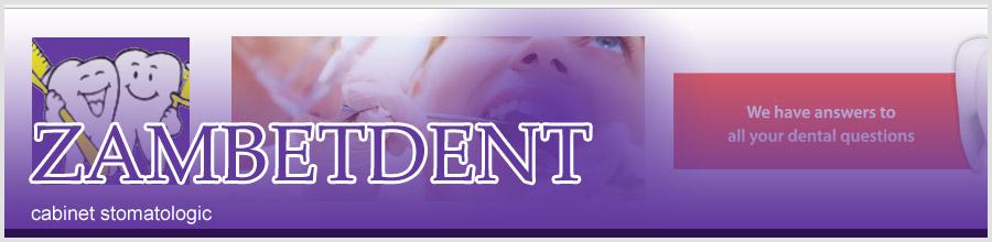 Zambetdent-clinica stomatologic- Bucuresti Logo