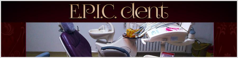 Clinica dentara EPICDENT Bucuresti Logo
