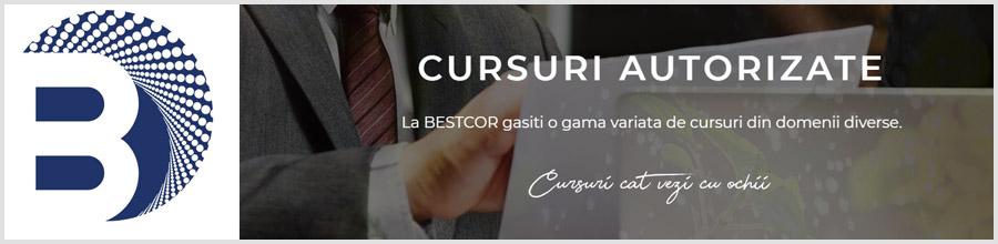 BESTCOR - Cursuri de formare profesionala Bucuresti Logo