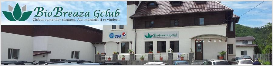 Bio Breaza Gclub Logo