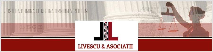 Societate civila de avocati Livescu & Asociatii Bucuresti Logo