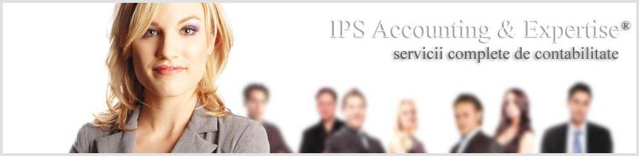 IPS Accounting & Expertise contabilitate Bucuresti Logo