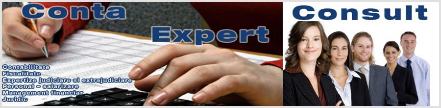 Cabinet de contabilitate Conta Expert Consult Bucuresti Logo