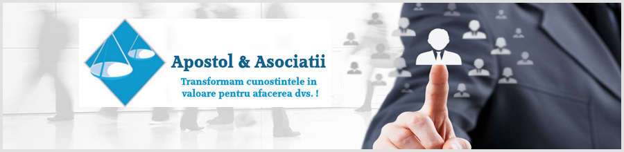 APOSTOL SI ASOCIATII conatbilitate Bucuresti Logo
