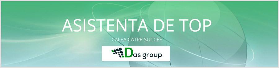 Das Group contabilitate Bucuresti Logo