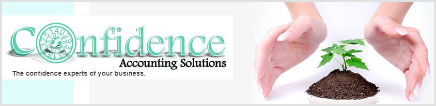 Confidence Accounting Solutions contabilitate Bucuresti Logo