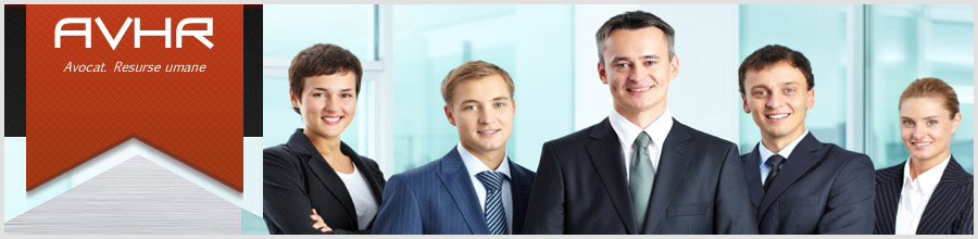 AVHR servicii resurse umane si avocatura Bucuresti Logo