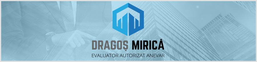 Dragos MIRICA evaluator autorizat ANEVAR Bucuresti Logo