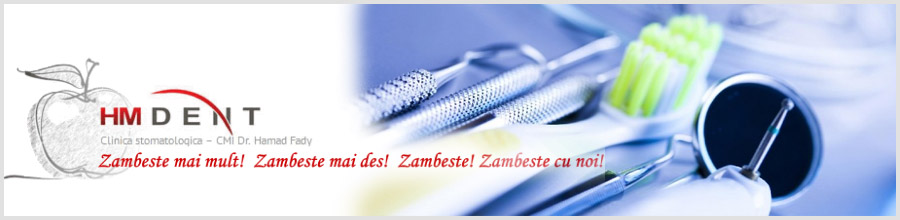 HM Dent -clinica stomatologica-Bucuresti Logo