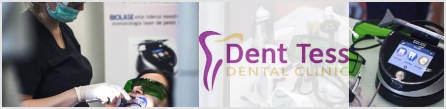 Dent Tess-clinica stomatologica- Bucuresti Logo