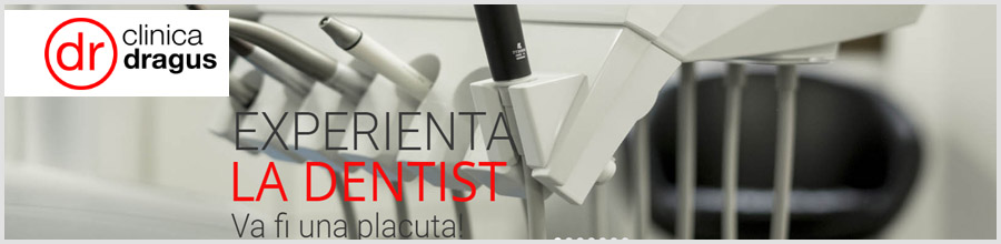 Clinica Stomatologica Dr. Dragus Bucuresti Logo