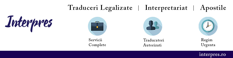 Biroul de Traduceri Interpres - Traduceri Legalizate Bucuresti Logo