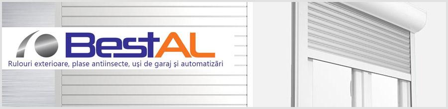 BestAL - Distribuitor Profile si Accesorii Aluminiu Bragadiru Logo