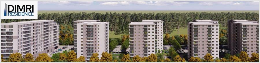 Ansamblu Rezidential Dimri Residence Bucuresti Logo