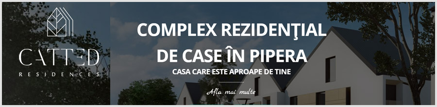 CATTED Residences Pipera Logo
