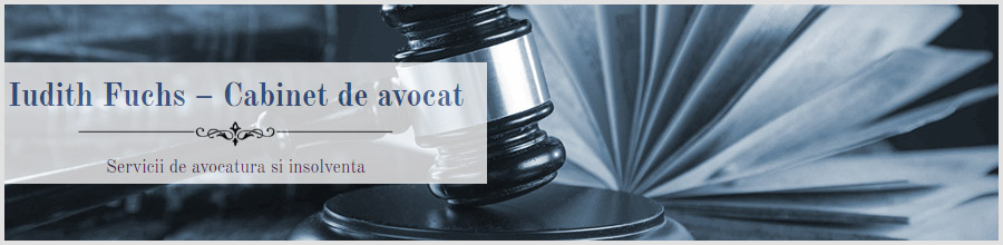 Cabinet de avocat Iudith Fuchs Craiova Logo