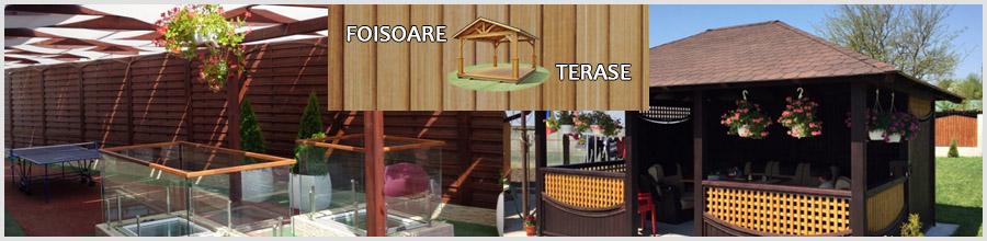 Foisoare Art Design - Foisoare-Terase.ro Logo