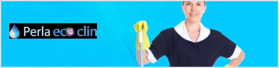 Perla Eco Clin servicii curatenie Bucuresti Logo
