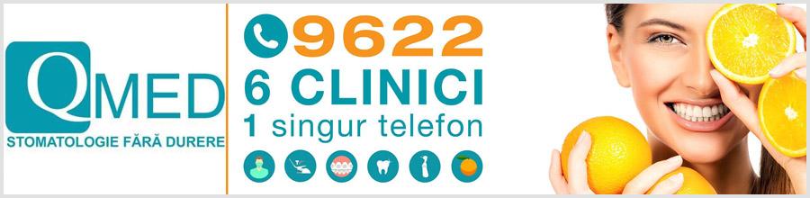 Clinica Stomatologica Q Med Brancoveanu Bucuresti Logo