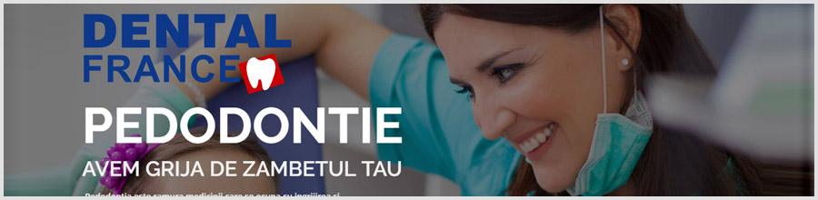 Clinica de stomatologie si estetica faciala Dental France Pipera Logo